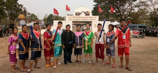 กระบี่-กระบอง ธ.บ.ว. กวาดรางวัลการแข่งขันดาบไทย